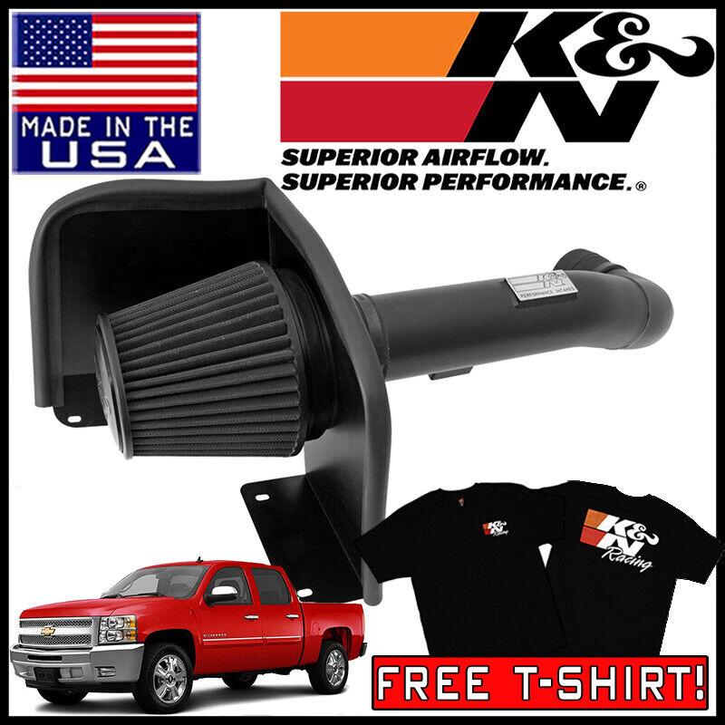 AF Dynamic Air intake *Red* for Chevy Silverado 1500 09-13 4.8//5.3//6.0//6.2L V8