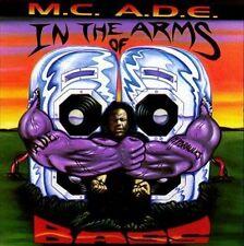 M.C. A.D.E - In The Arms Of Bass CD SEALED NEW ORIGINAL ISSUE Miami bass sound