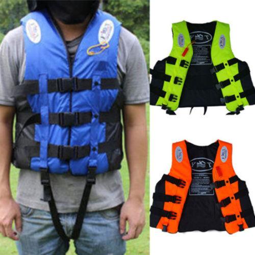 Stock Adult Buoyancy Aid Sailing Kayak Boating Life Jacket Vest L XL XXL XXXL