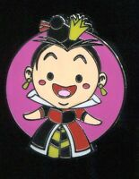 World Of Evil Mystery Queen Of Hearts Disney Pin 117071