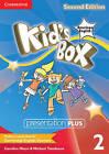 Kid's Box American English Level 2 Presentation Plus: 2 by Michael Tomlinson, Caroline Nixon (DVD, 2015)