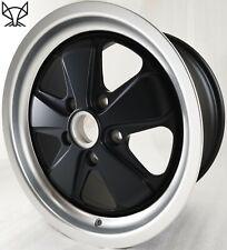 Genuine Fuchs Wheels Rims Reissued 17 Inch Staggered 5x130 Porsche 911