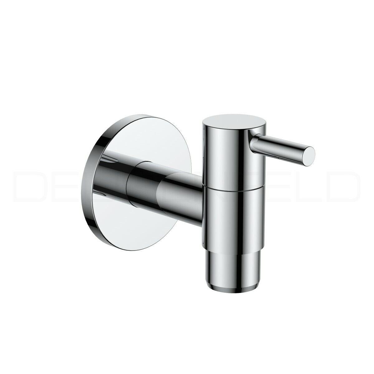DEUSENFELD  LOUNGE  Wandventil Wandarmatur Ventil für Kaltwasser, Gäste WC,chrom | Vorzügliche Verarbeitung  | Qualität zuerst  | Fuxin  | Ausgezeichnete Qualität