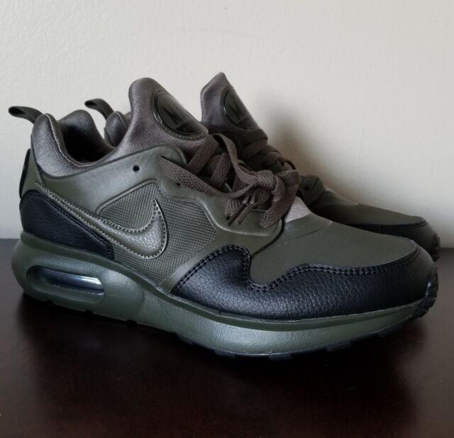 Nike Air Max Prime SL Mens 876069 302 Cargo Khaki Green Running Shoes Size 9
