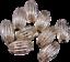 Vintage-Silver-Tube-Beads-Spacer-Bead-17-mm miniatuur 1