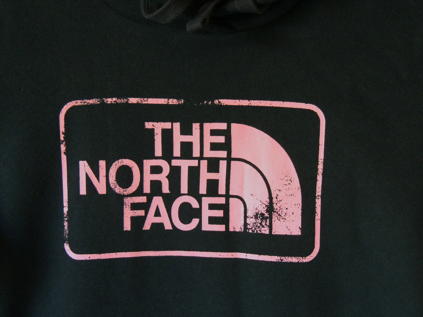 NORTH FACE INK INK INK blueE  PETTICOAT PINK  FLEECE VALLE HOODIE, SIZE X-SMALL NWT 9a7f6e