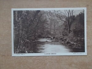 VINTAGE-POSTCARD-ALLERFORD-BRENDON-SOMERSET