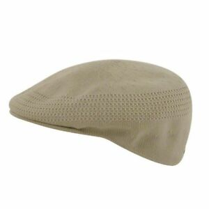 6e1f31a7 Image is loading Authentic-Mens-KANGOL-Beige-0290BC-Tropic-Classic-Ventair-