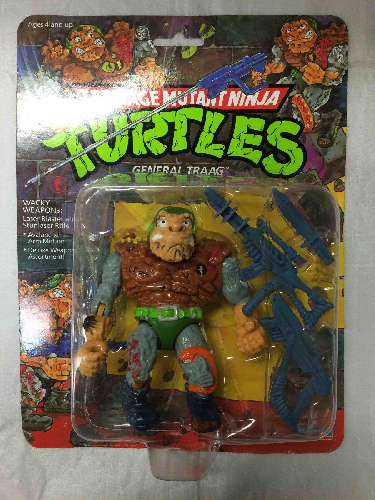 Teenage  Mutant Ninja Turtles Teenage Mutant Ninja Turtles General Traag figure Playmates 1989  achats en ligne de sport