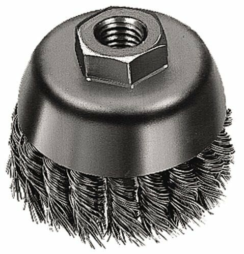 Milwaukee 48-52-5040  2-3//4-Inch Knot Cup Brush