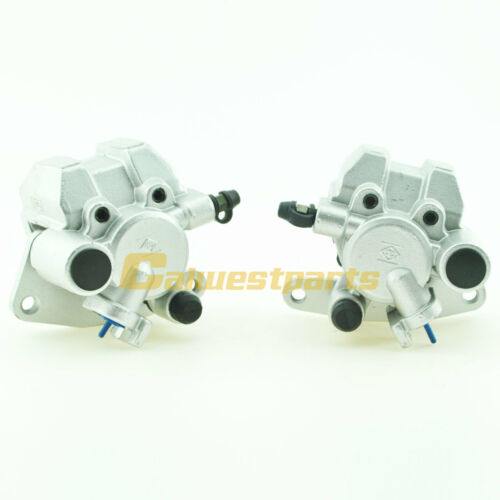 NEW FRONT BRAKE CALIPER SET FOR SUZUKI OZARK 250 LTF 250 LT-F250 2002-2012 ym-36