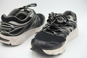 d630305830ab Saucony Zealot ISO 2 Black White Boy s Running Shoes size 5M ...
