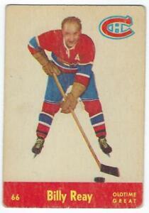 Billy-Reay-1955-56-Parkhurst-66-Vintage