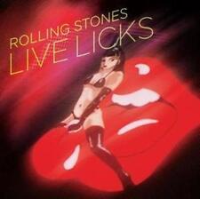 THE ROLLING STONES - Live Licks - 2004 UK 23-track 2-CD album set - FREE UK P+P