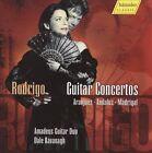 Joaquin Rodrigo: Guitar Concertos, Vol. 1 (CD, Nov-2009, Haenssler)