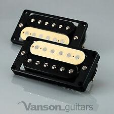 NEW Vanson '59 Alnico V PAF style Humbucker Set for Gibson ®, Epiphone ®* ZEBRA