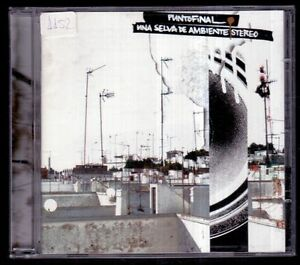PUNTO-FINAL-Una-Selva-De-Ambiente-Stereo-SPAIN-CD-El-Diablo-2003-14-Tracks