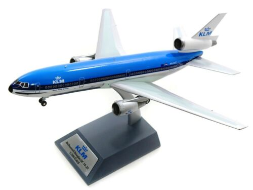 INFLIGHT 200 IFDC100719 1/200 KLM ROYAL DUTCH AIRLINES DC-10-30 PH-DTC W/STAND
