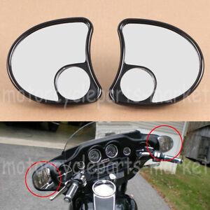 Fairing Mount Mirror Set For Harley-Davidson