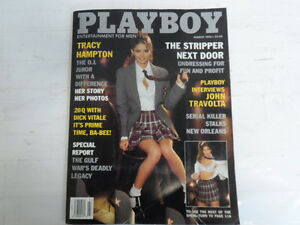 Image is loading PLAYBOY-MARCH-1996-TRACY-HAMPTON-PRISCILLA-TAYLOR-THE- & PLAYBOY MARCH 1996 TRACY HAMPTON PRISCILLA TAYLOR THE STRIPPER NEXT ...