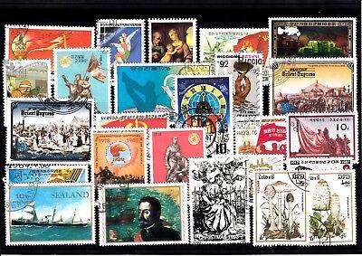 Nett Lot Briefmarken Stamps Asien Asia O (991)