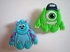 Jibbitz Croc Clog Shoe Charm Disney University Monster For Accessories Wristband
