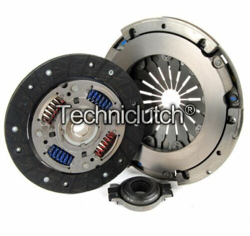 ECOCLUTCH 3 PART CLUTCH KIT FOR VW POLO HATCHBACK 1.9 SDI