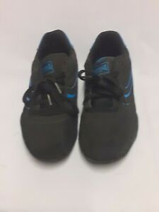 Lonsdale Camden Trainers Mens Black//Blue Casual Sneakers Shoes Footwear