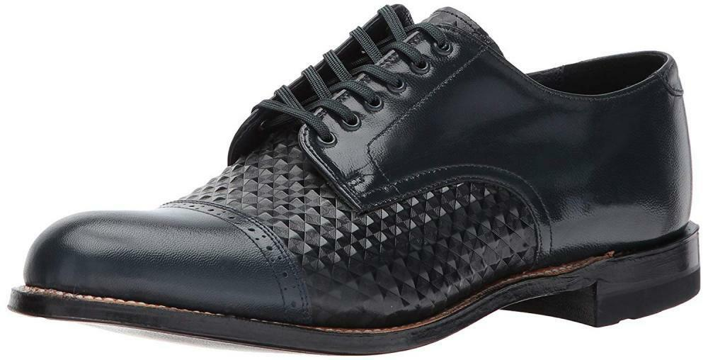 STACY ADAMS Men's Madison Cap Toe Oxford