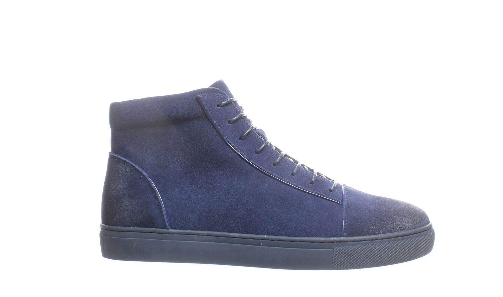 English Laundry Mens Aldred Navy Ankle Boots Size 8 (1482748)