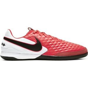 Nike Tiempo Legend 8 Academy Ic AT6099 606 chaussures de football rouge rouge