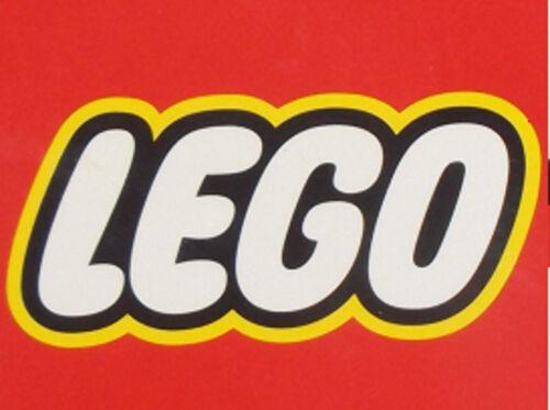 Lego Male Head x 1 Yellow for Minifigure