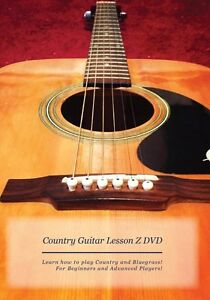 Learn-to-play-Country-Bluegrass-Country-Guitar-Lesson-Z-DVD-Plus-bonus-items