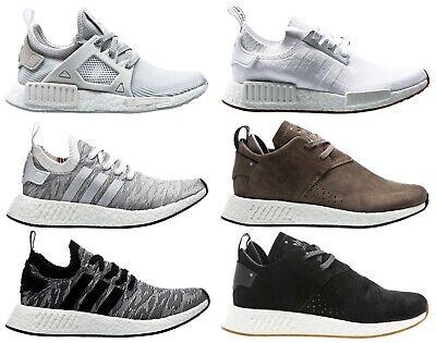Adidas Originals Nmd R1 R2 XR1 C1 C2 CS1 CS2 Scarpe Uomo Sneaker Uomo | eBay