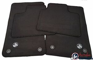 Carpet-Floor-Mats-suits-Holden-VE-Commodore-Sedan-Wagon-New-Genuine-GM-2006-2013