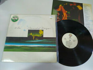 A-Ha-Scounderel-Days-Warner-Spain-Edition-1986-LP-Vinilo-12-034-G-VG