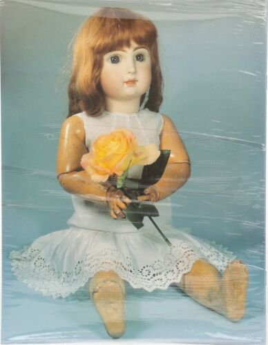 Making Porcelain Dolls  Authentic Way Book Eva Oscarsson Preproduction Projects