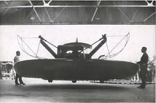 c.1960 PHOTO - DRITTEN NORMAN  EARLY HOVERCRAFT