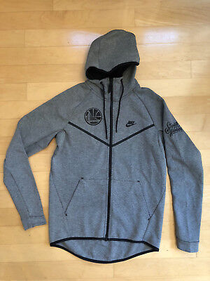 Golden State Warriors Authentic On Court Warm Up Adidas Slate Jacket Size 2XL