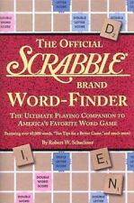 The Official Scrabble Brand Word-Finder: The Ultimate Playing Companion to Amer