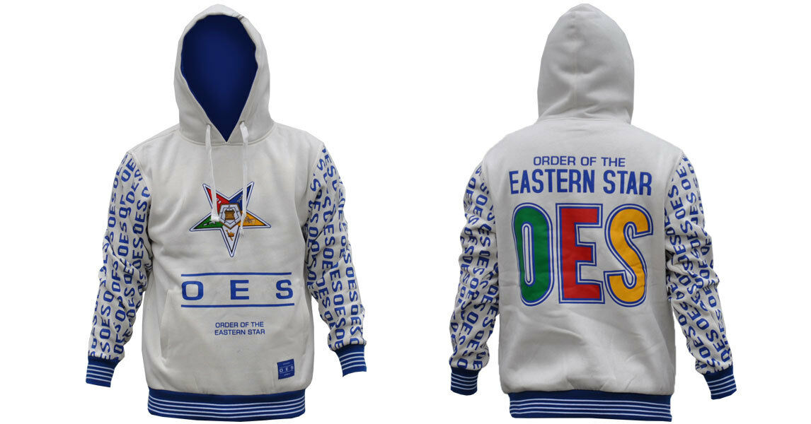 Order of the the the Eastern Star Hoodie - OES 079acb