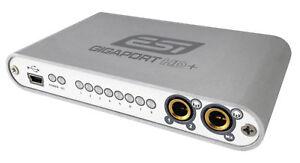 ESI Audiotechnik Gigaport HD USB 8 Output Audio Interface for DJ039s amp Producers - Miami Beach, Florida, United States - ESI Audiotechnik Gigaport HD USB 8 Output Audio Interface for DJ039s amp Producers - Miami Beach, Florida, United States