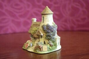LILLIPUT-LANE-GOLD-TOP-COTTAGE-L2495-MEMBERS-PIECE-2002-3-BOXED-WITH-DEEDS