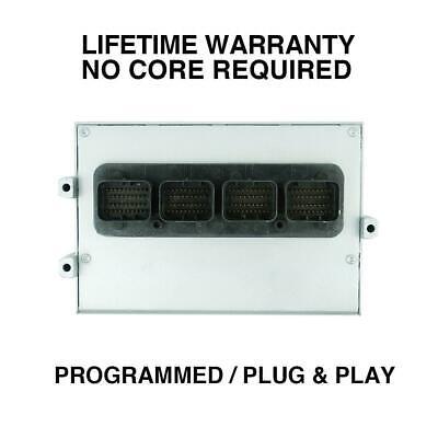 Engine Computer Programmed Plug/&Play 2009 Jeep Wrangler 05187683AD 3.8L AT PCM