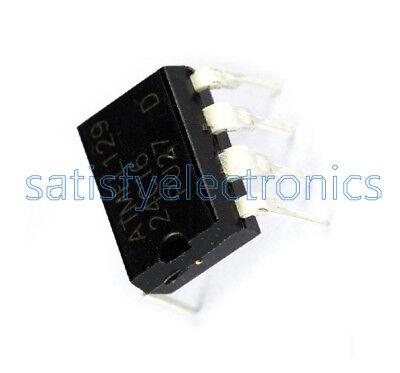 5PCS IC AT24C16 AT24C16AN-PU-2.7 EEPROM DIP8 NEW