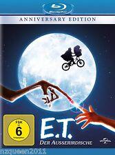 E.T. - Der Außerirdische [Blu-ray] Peter Coyote, Drew Barrymore   * NEU & OVP *