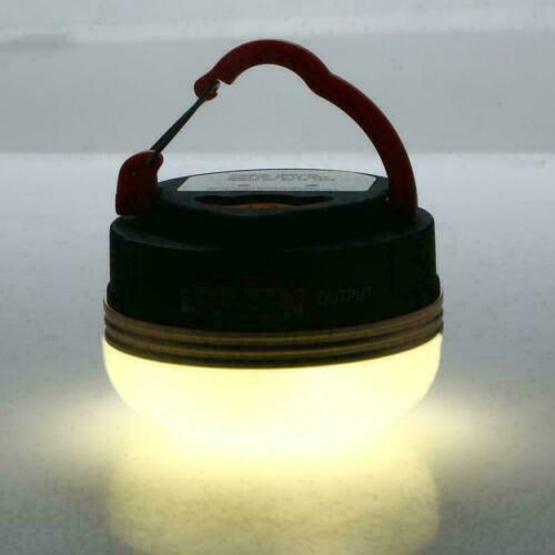 3 W Camping Lanterne DEL USB Rechargeable Camp Lampe Lumière Hot Tente Lampe notf k4g8