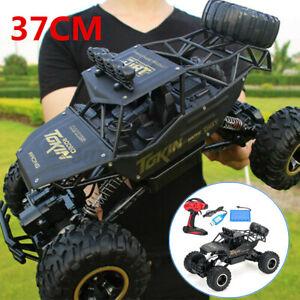 RC Rock Auto 4WD Ferngesteuert Monster Truck Metall Crawler Offroad  X Q