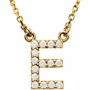 14k-Yellow-White-or-Rose-Gold-Diamond-Initial-Letter-E-Pendant-Necklace-18-034
