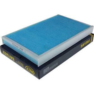 Original-SCT-Filter-Innenraumluft-Pollenfilter-Innenraumfilter-SA-1262